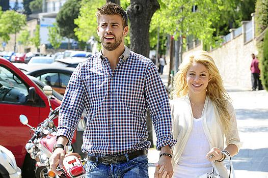 29 серпня молода родина була у Барселоні на футбольному стадіоні, де маленький Мілан міг відчути себе справжнім футболістом.