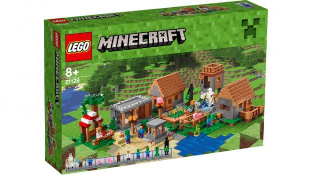 Дитинa годинами грає в Minecraft? LEGO за мотивами популярної гри дозволить цікаво проводити час не тільки за комп'ютером, але і «в реалі».