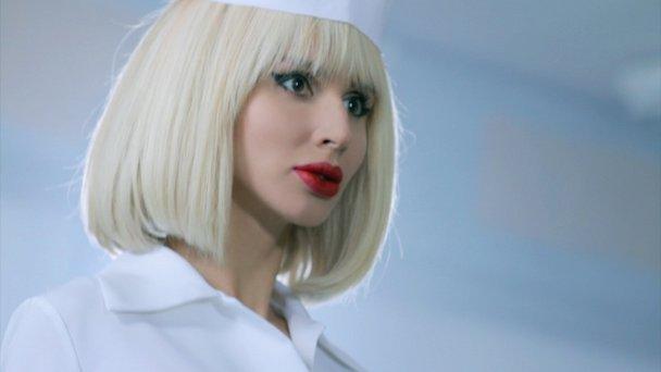 Співачка влаштувала зйомки промо-ролика в діючій психлікарні.