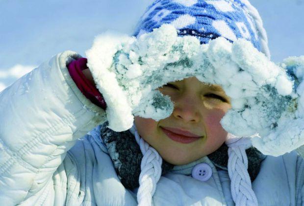 Американські академіки дізналися, як можна захистити дитячу шкіру в зимовий час.