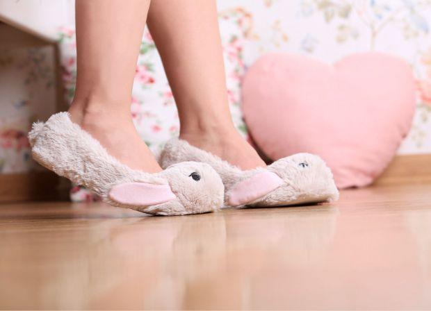 Домашнє взуття - тапки, можуть завдати серйозної шкоди для здоров'я.