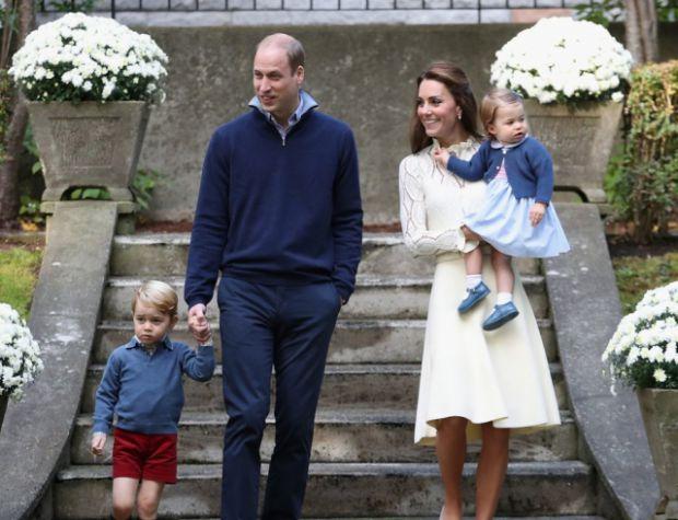 Оце так новини: принц Вільям і Кейт Міддлтон незабаром стануть батьками не трьох, а чотирьох дітей!