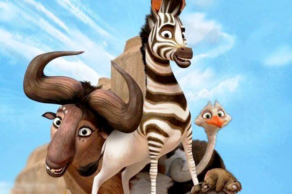Зебра Кумба з самого народження був посміховиськом всього стада через те, що народився наполовину смугастим, а наполовину білим. Гірше того, коли поча