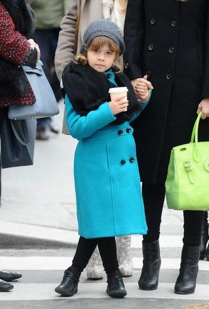5-річна Онор може скласти конкуренцію самій Сурі Круз.