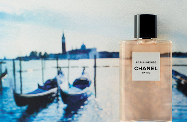 Chanel присвятили нову колекцію парфуму подорожей до міст, які пов'язані з історією створення бренду.