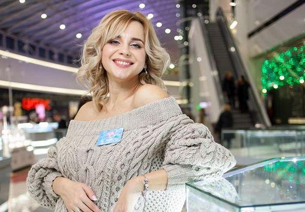 Відома українська ведуча Лілія Ребрик, сьогодні народила доньку.