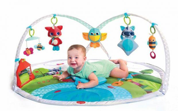 Є декілька типів спеціальних килимів для дітей, які використовуються, як розвага для малюка. Давайте розглянемо, у якому віці, який килим підходить дл