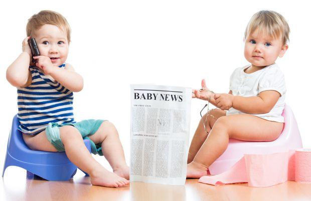 Привчання дитини до горщика – справа непроста. А якщо у вас двійнята? Це вдвічі більше «аварій», вдвічі більше зусиль і нервів з вашого боку... Так, у