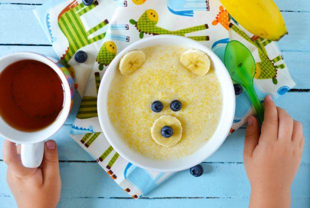 Найкориснішим сніданком для дітей вважаються каші.