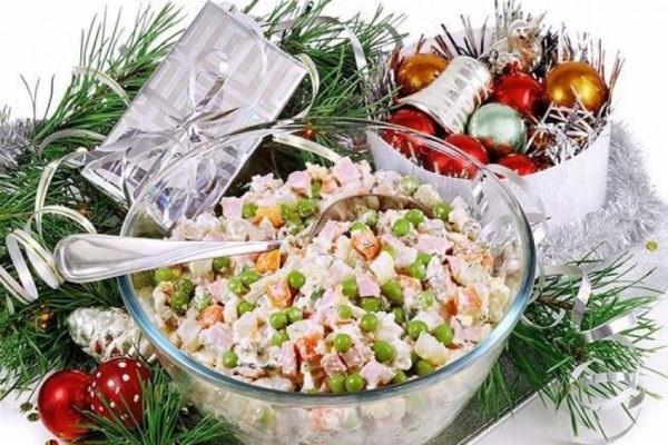 Термін зберігання салату