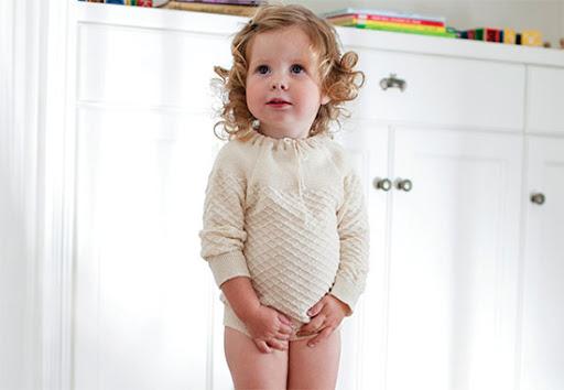 На жаль, ця неприємна хвороба може виникнути навіть у малюків.