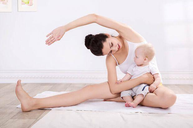 Медики порекомендували, як новоспеченим матусям скинути зайві кілограми після пологів.