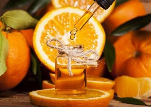 апельсинова олія