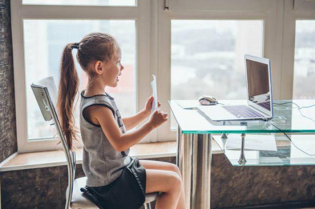 Вчитися вдома, як і працювати, з одного боку - зручно, з іншого - є маса відволікаючих моментів.