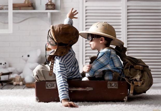 Як уникнути проблем та зробити Ваші подорожі з дітьми легкими та незабутніми?