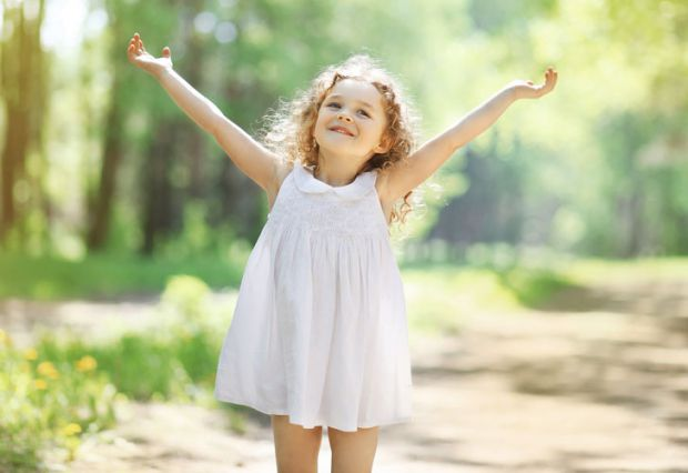 Чому важливо забезпечити малюку щасливе дитинство?