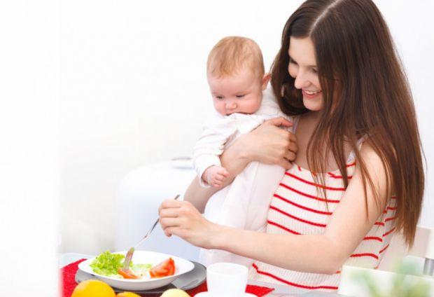 Якщо вона годує малюка грудьми. Повідомляє сайт Наша мама.