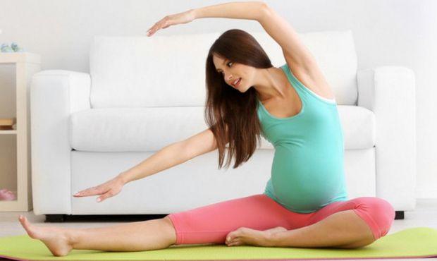 Яка ж користь надає йога вагітним - читайте далі.