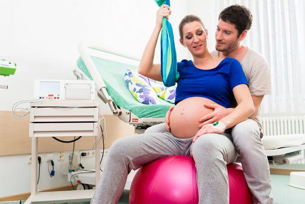 Права, які має вагітна при пологах.