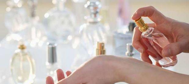Факти про парфуми.
