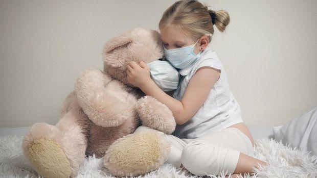Діти також хворіють. Повідомляє сайт Наша мама.