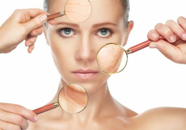 Проблеми зі шкірою доволі часто з'являються через стрес.