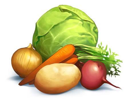 Овочі, якими можна запастися на деякий час, і вам не прйдеться їх викидати.