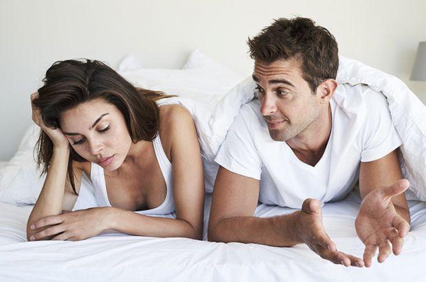 Відсутність оргазму - проблеми зі здоров'ям