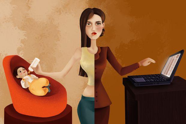 Часто новоиспеченные мамочки «тонут» в домашних делах и рутине, забывая о себе и даже о муже. То есть, со временем женщина перестает ухаживать за собо