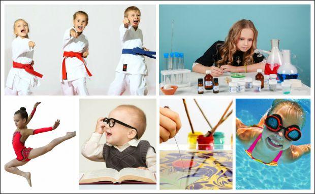 Хочете, щоб ваша дитина фізично розвивалася і мала захоплення, але не знаєте чим її зайняти, ми розповімо вам про декілька гуртків.
