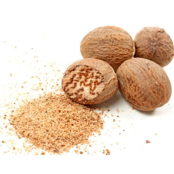Про наркотичні властивості мускатного горіха було відомо ще в середні століття.