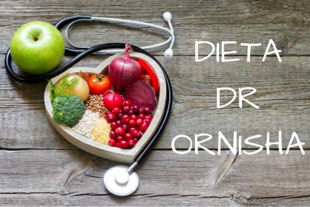 Дієта з низьким вмістом жирів створена професором Каліфорнійського університету Діном Орніш. Її мета - боротьба з ожирінням, захворюваннями серця, над