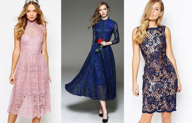 Почему на одной моднице кружевное платье смотрится элегантно и дорого, а на другой похожий образ получается карикатурным? Ответ кроется в истории этог