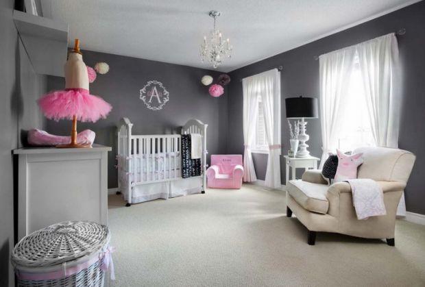 У багатьох сіре оформлення кімнати для малюка викличе здивування. А як же традиційні блакитні відтінки для хлопчика і рожеві для дівчинки чи нейтральн