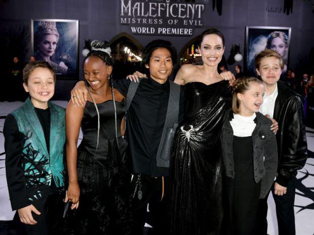 Анджеліна Джолі створить телепередачу для дітей-підлітків
