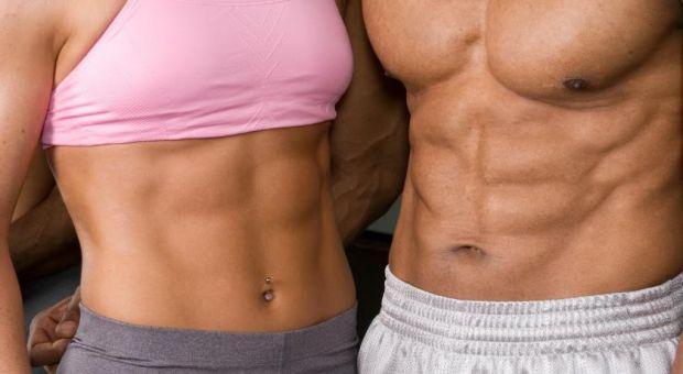 Робіть вправи на прес - це допоможе вам схуднути та привести фігуру в норму.