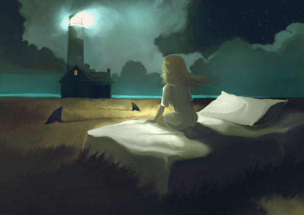 Страшні сни нас часто лякають, що робити, коли приснився неприємний сон - читайте у матеріалі.