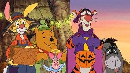Герої святкують веселий Хеллоуїн в Казковому Лісі з новими приятелями Кенгуру та Слонотопом. Але веселощі тривали до тих пір, поки Тигр не попередив п