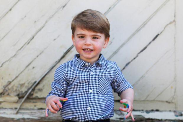 Кейт Міддлтон і принц Вільям розповіли про захоплення сина Луї