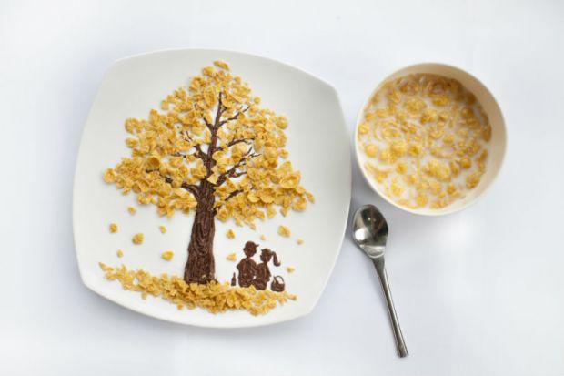 Смачний сніданок - вдалий початок всього дня. А що казати, коли він не лише смачний, а й красиво оформлений, тоді його їсти шкода. хочеться милуватися