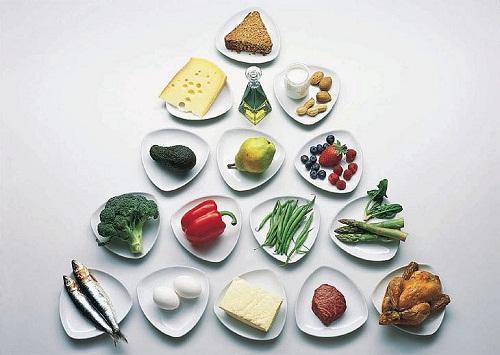При депресії їжте якомога більше овочів і фруктів. У першу чергу, у великій кількості вживайте зелені салати, болгарський перець, помідори та моркву,