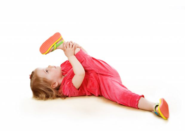 Як привчити дитину робити зарядку