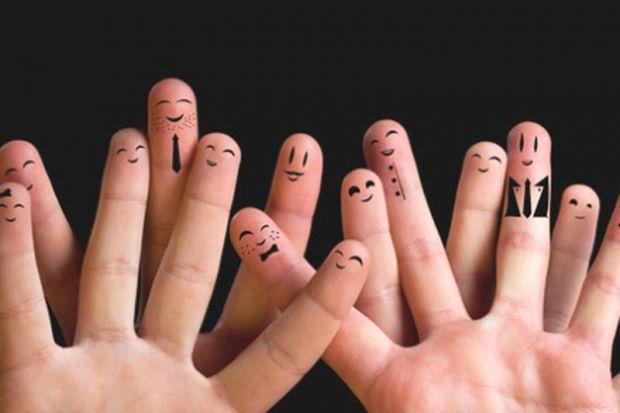 Пальці дитини розкажуть про її характер.