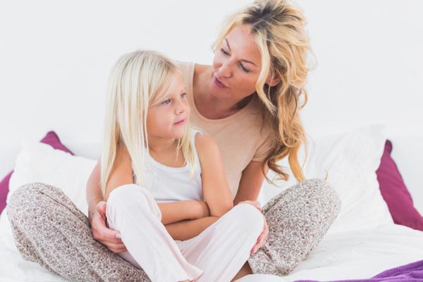Який вплив слова мають на малюка?