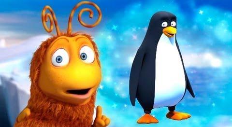 У цьому епізоді Приг і Скок виглядали в біноклі пінгвіна.