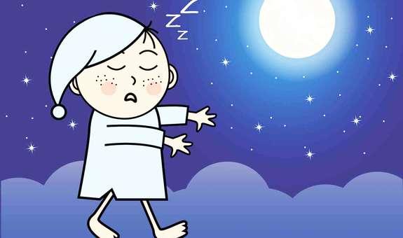 Психолог Лінель Шнеберг дав дієві поради, як допомогти дитині спати вночі.