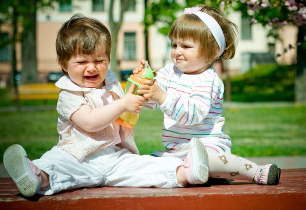 Малюка варто привчити до нормального вирішення конфліктів. Як це зробити?