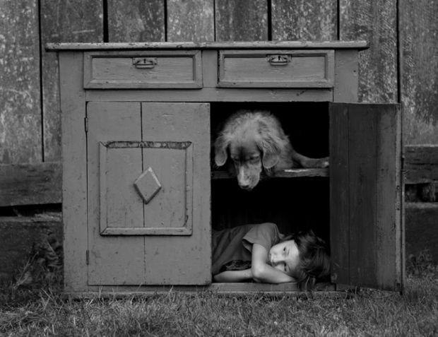Фотограф і батько двох хлопчаків Себастян Лучо живе в Польщі. Кожен рік зі своєю сім'єю він приїжджає у село. І тут починається диво - Себастяну, звич