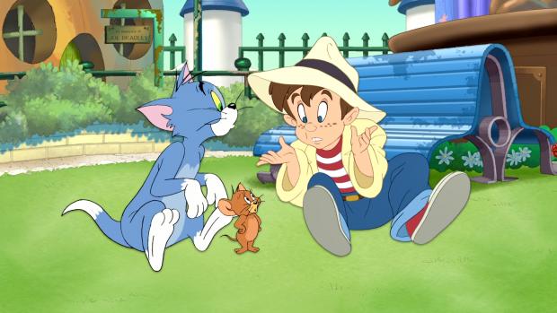 У цьому мультфільмі Том і Джеррі - одні з останніх звіряток, які залишилися в парку розваг