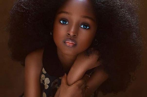 Цього разу, найкрасивішою дівчинкою в світі стала чарівна Ярі з Нігерії.